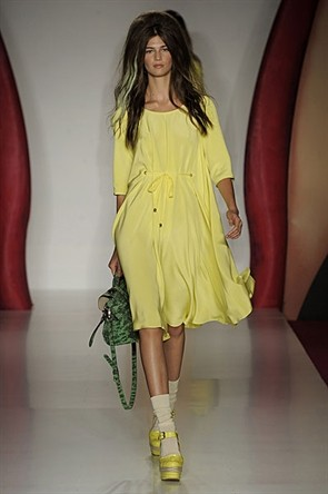 London Fashion Week SS12: Mulberry
