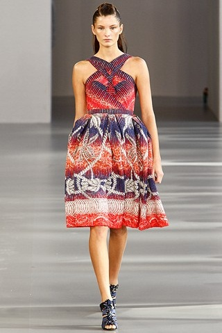 London Fashion Week SS12: Peter Pilotto