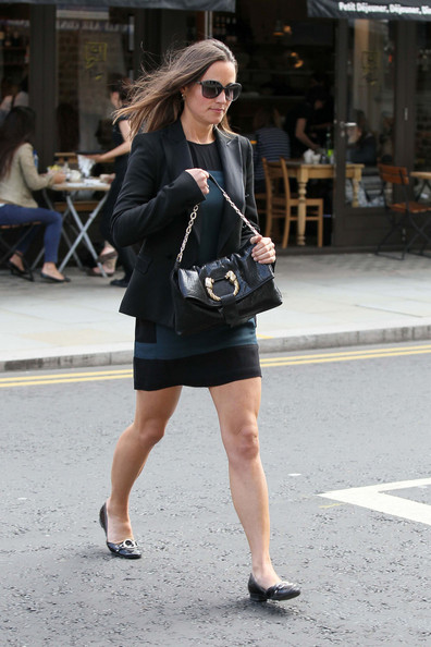 Get the Look: Pippa Middleton's city-chic shift
