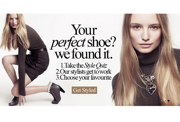Get a year's supply of FREE shoes with Stylist Pick!