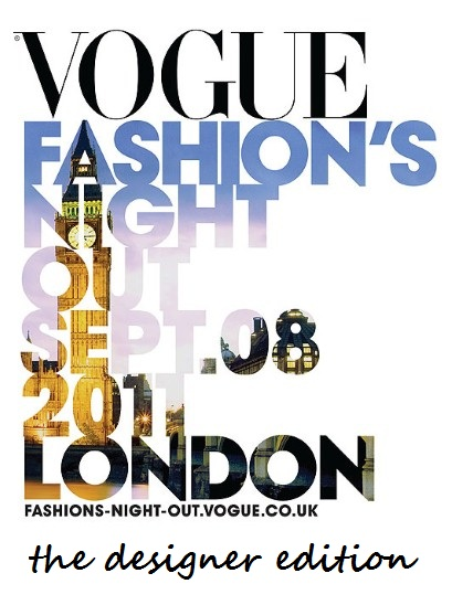 Where to go on Fashion's Night Out: the designer edition