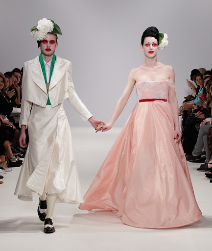 London Fashion Week SS12: Ziad Ghanem
