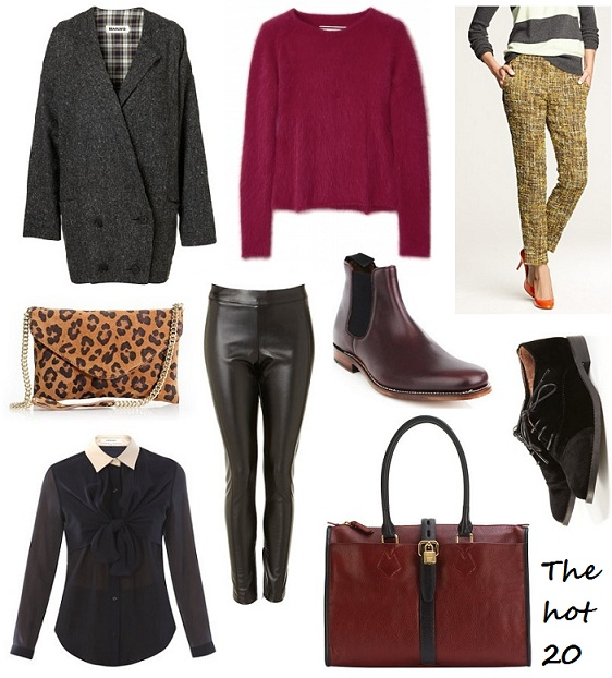 20 autumn staples to see you through the season