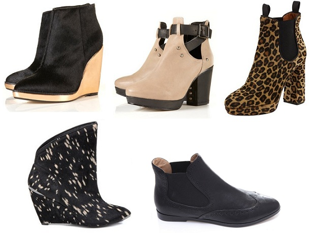 25 awesome ankle boots to get you through autumn