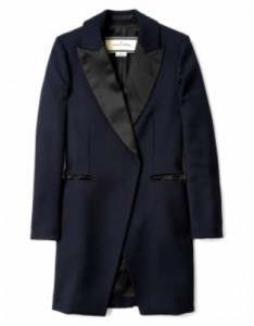 By Malene Birger Wakana single breasted man coat