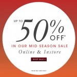 Dune's mid-season sale has just launched with up to 50% off!