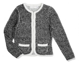 Edina Ronay edge to edge cardigan jacket