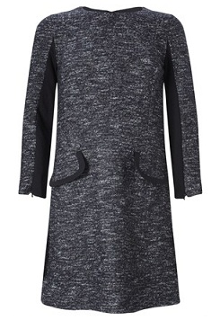 French Connection Tallulah tweed dress
