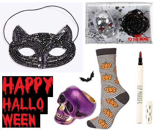 10 novelty Halloween accessories under £10