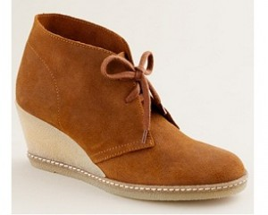 J Crew MacAlister wedges