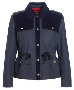 Jaeger Boutique waxed jacket