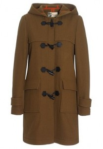 Jaeger Boutique wool blend duffle coat