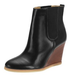 Jaeger Mayfair wedge boots