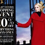 Get 20% off everything at Jaeger until Sunday!