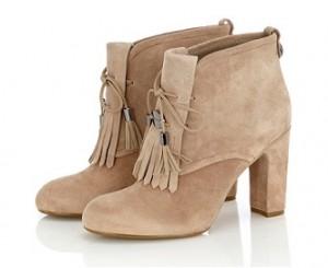 Karen Millen desert boots