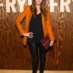 Get the look: Louise Roe in Kurt Geiger