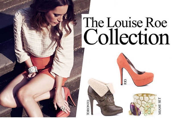 Louise Roe's debut collection has landed at Stylist Pick!