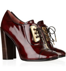Marc by Marc Jacobs lace up heels