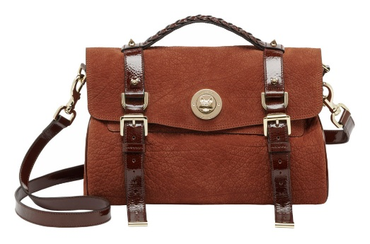 Mulberry's Fox Lock bags are now available to buy online!