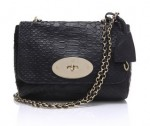 Mulberry snake effect Lily bag