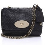 Lunchtime buy: Mulberry snake effect Lily bag