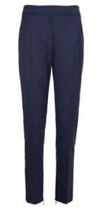 Reiss Paris cropped trouser