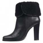 Lunchtime buy: Reiss Marcella shearling ankle boot