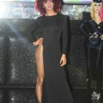 Rihanna's waxwork is unveiled at London's Madame Tussauds