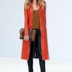 Get the look: Rosie Huntington-Whiteley in Burberry