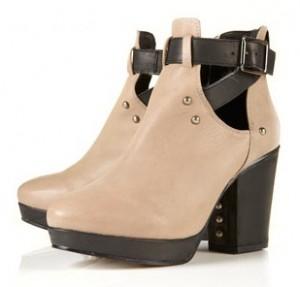 Topshop Alexandra stud boots