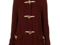 Topshop Duffle Coat