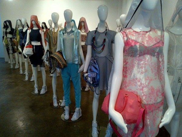 First look: Topshop spring/summer 2012
