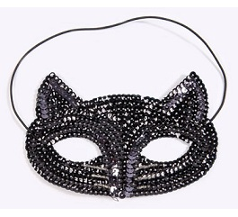 Urban Outfitters cat mask
