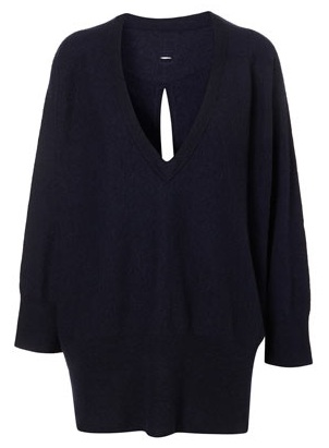 V neck jumper by Makin Janma