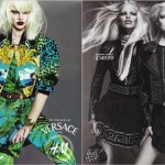 The first Versace for H&M ad is here!