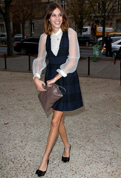 Alexa Chung is confident her new fashion show will impress