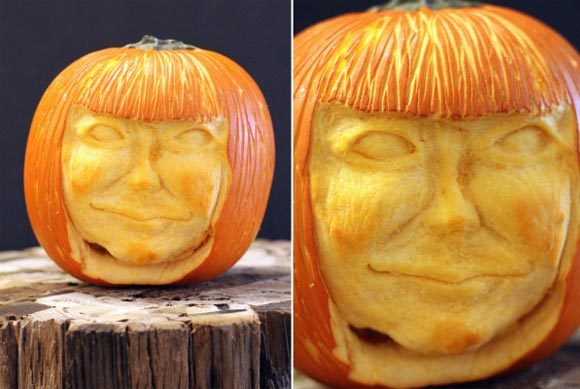 Halloween goes high fashion with Anna Wintour-inspired pumpkins (and more amazing carvings!)