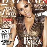 Beyonce opens up about her life in November's Harper's Bazaar