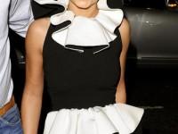 Cheryl Cole Channel 4 fashion show