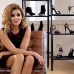 Cheryl Cole discusses her shoe collection; behind-the-scenes footage!