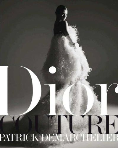 dior couture patrick demarchelier