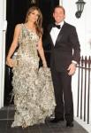 Elizabeth Hurley and Shane Warne get engaged 2011