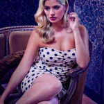 Holly Willoughby unveils her ultra-glam A/W 2011 Very collection
