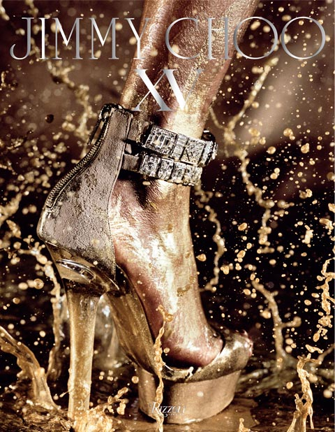 Jimmy Choo launches exciting coffee table book this month!