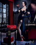 Katy Perry GHD Scarlet Collection Snow White Evil Queen 2011