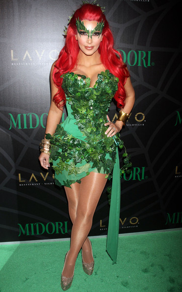 Happy Halloween! Check out what the celebs dressed up as at the weekend…