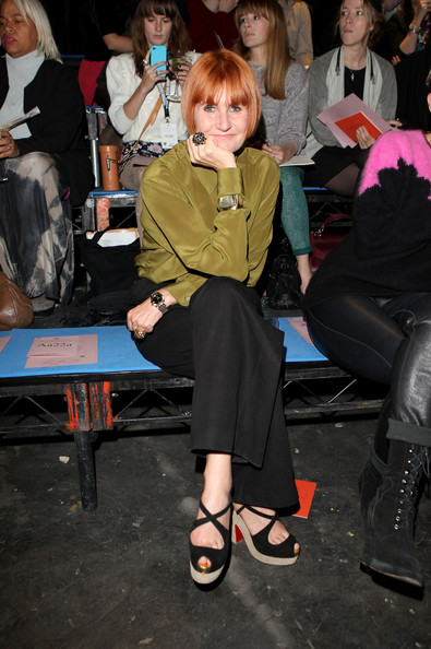 Mary Portas insults Kate Middleton and Cheryl Cole