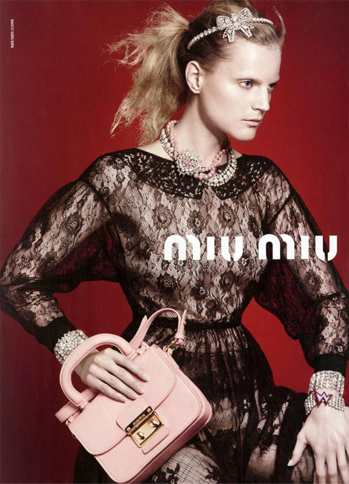 Meet the new face of Miu Miu (but what happened to Hailee Steinfeld?)