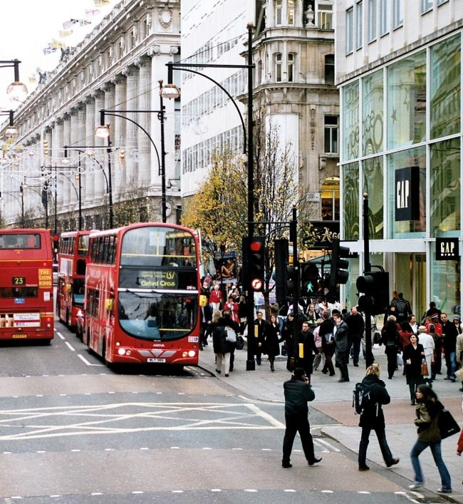 Your Ultimate Guide To A Weekend Shopping On London's Oxford Street