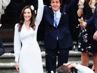 Paul McCartney third wedding Nancy Shevell